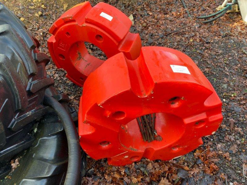 Sonstiges Traktorzubehör типа Fendt 2 x 1000kg Wheel Weights, Neumaschine в Wallingford (Фотография 1)