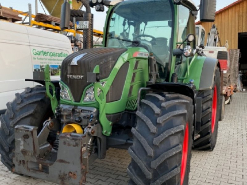 Sonstiges Traktorzubehör типа Fendt Anbauplatte Schneeschild, Gebrauchtmaschine в Frauenneuharting (Фотография 1)