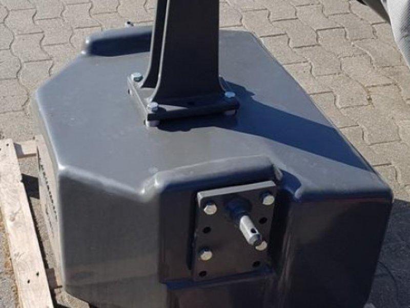 Sonstiges Traktorzubehör des Typs Fendt FRONTGEWICHT 1250 KG, Neumaschine in Beckum (Bild 3)