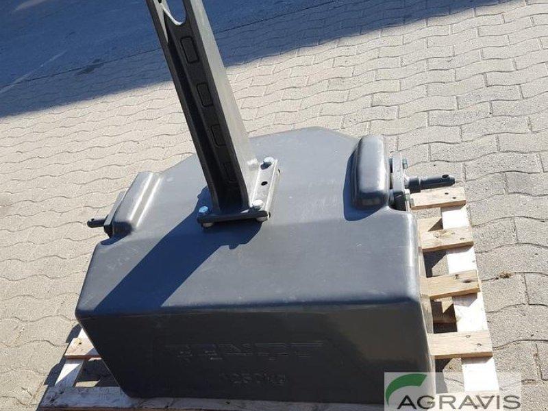 Sonstiges Traktorzubehör des Typs Fendt FRONTGEWICHT 1250 KG, Neumaschine in Beckum (Bild 1)