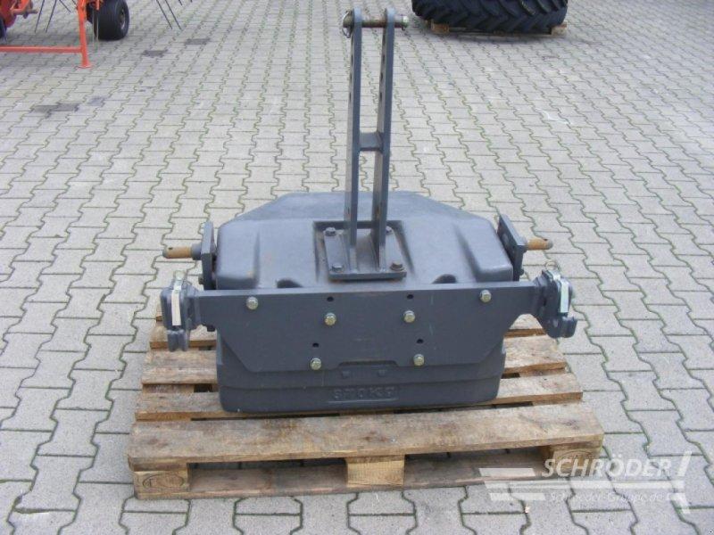 Bild Fendt Frontgewicht 870 kg