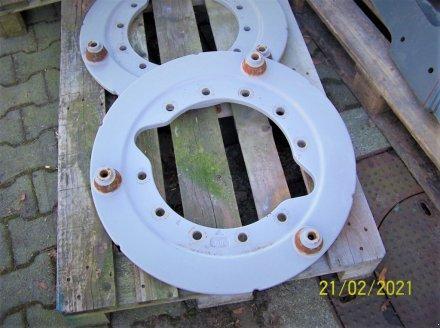 Sonstiges Traktorzubehör du type Fendt Grundplatte für Heck-Räder-Gewichte, Gebrauchtmaschine en Murnau (Photo 1)