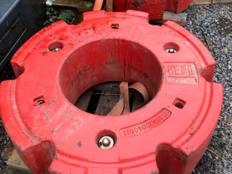 Sonstiges Traktorzubehör des Typs Fendt Pair Wheel Weights, Gebrauchtmaschine in London Road (Bild 1)