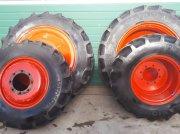 Fendt Pflegeräder Прочие комплектующие для тракторов
