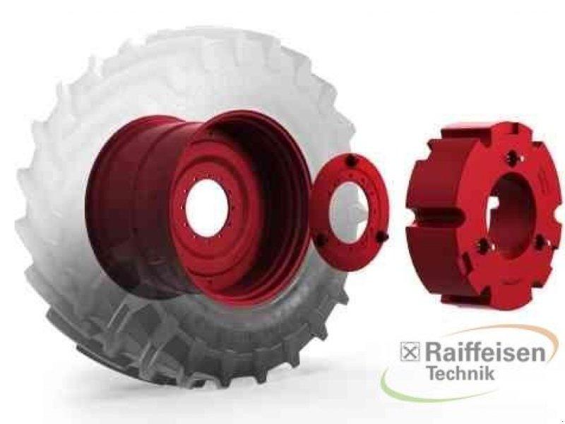 Sonstiges Traktorzubehör des Typs Fendt Radgewichte 2 x 1250 kg, Gebrauchtmaschine in Lohe-Rickelshof (Bild 1)
