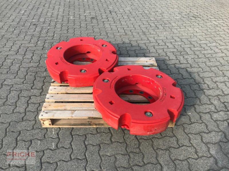 Sonstiges Traktorzubehör des Typs Fendt Radgewichte 2 x 300 kg., Gebrauchtmaschine in Demmin (Bild 1)