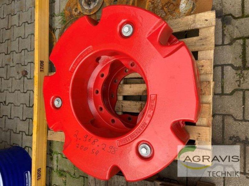 Sonstiges Traktorzubehör del tipo Fendt RADGEWICHTE 2X 300 KG, Gebrauchtmaschine en Olfen (Imagen 1)