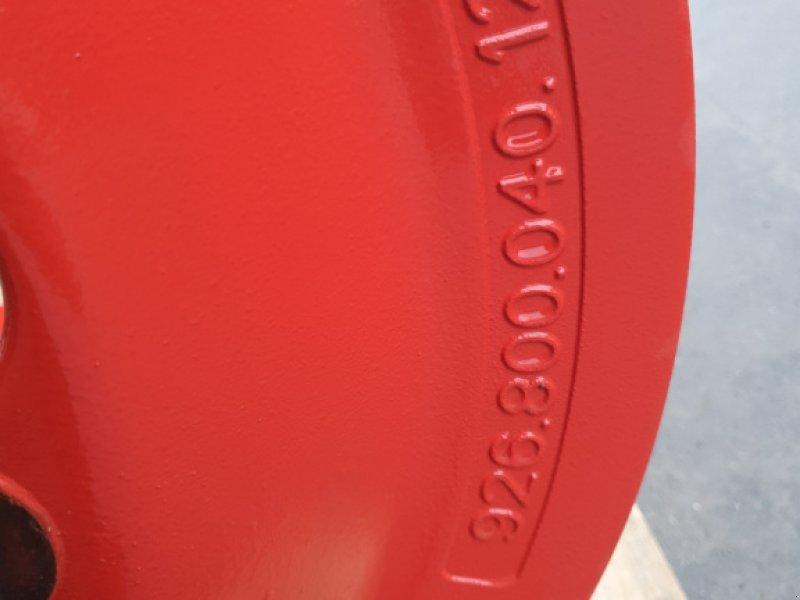 Sonstiges Traktorzubehör типа Fendt Trägerplatten für Radgewichte, Gebrauchtmaschine в Weilmünster (Фотография 1)