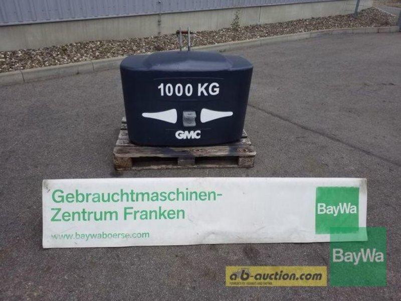Sonstiges Traktorzubehör des Typs GMC 1000 KG GEWICHT *INNOVATION*, Gebrauchtmaschine in Bamberg (Bild 1)