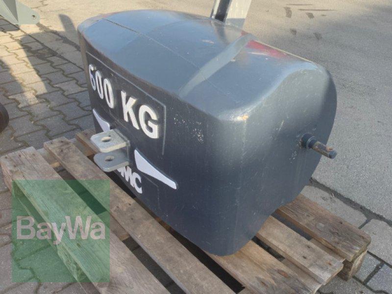 Sonstiges Traktorzubehör des Typs GMC 600 kg, Gebrauchtmaschine in Fürth (Bild 2)