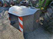 Sonstiges Traktorzubehör a típus Hauer Frontgewicht 1500kg, Neumaschine ekkor: Mesikon