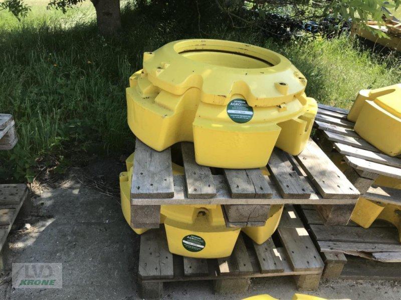 Sonstiges Traktorzubehör des Typs John Deere 625 kg (2x) innen, Gebrauchtmaschine in Alt-Mölln (Bild 1)