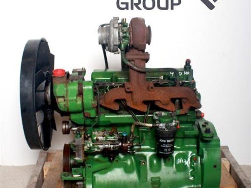 Sonstiges Traktorzubehör типа John Deere 6300 Motor / Engine, Gebrauchtmaschine в Viborg (Фотография 1)