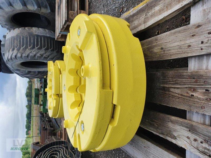 Sonstiges Traktorzubehör des Typs John Deere 800 kg Hinterrad, Gebrauchtmaschine in Spelle (Bild 3)