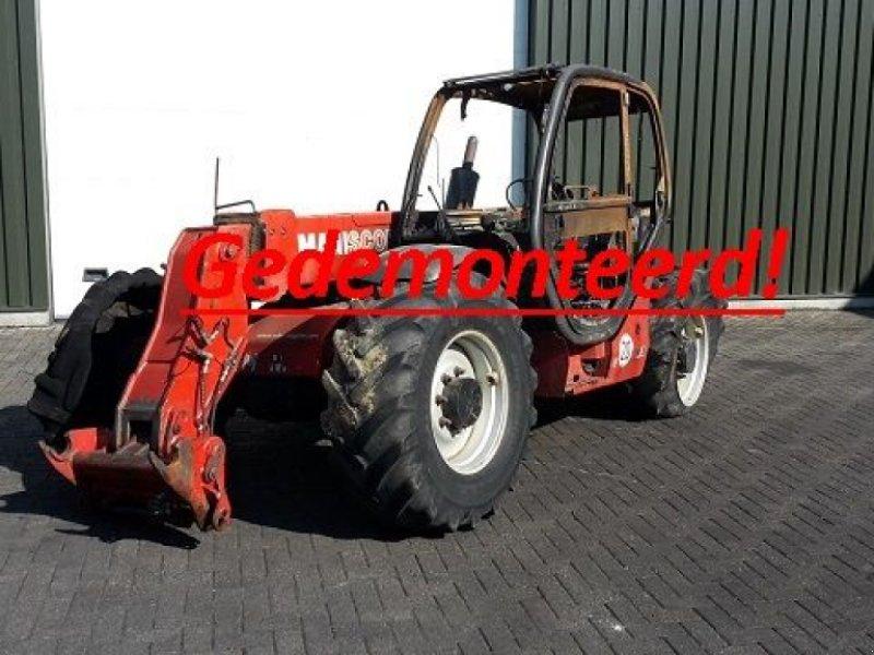 Sonstiges Traktorzubehör a típus Manitou MLT 741 120 LS, Gebrauchtmaschine ekkor: Tiel (Kép 1)