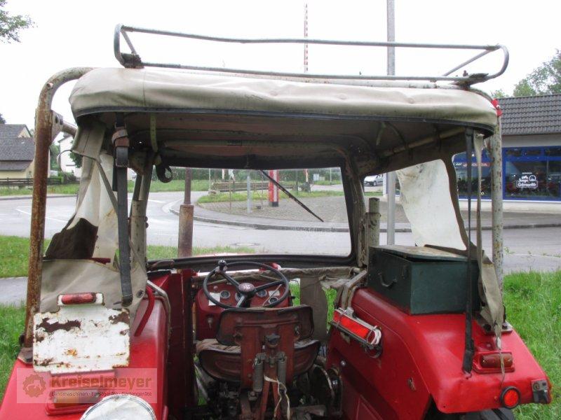Sonstiges Traktorzubehör des Typs Massey Ferguson Verdeck für MF 133, Gebrauchtmaschine in Feuchtwangen (Bild 2)