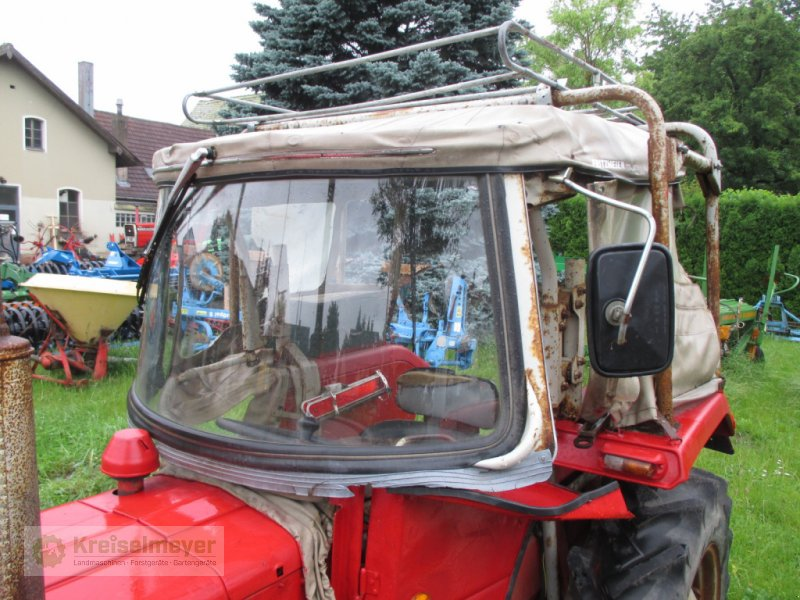 Sonstiges Traktorzubehör des Typs Massey Ferguson Verdeck für MF 133, Gebrauchtmaschine in Feuchtwangen (Bild 4)
