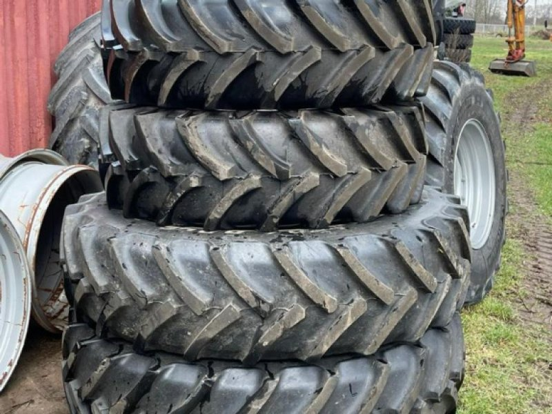 Sonstiges Traktorzubehör des Typs Mitas 480/80 R46 Pflegeräder, Gebrauchtmaschine in Klempau (Bild 1)