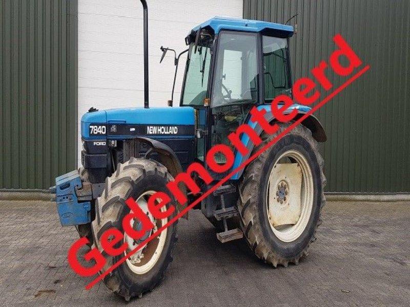 Sonstiges Traktorzubehör tipa New Holland 7840 SLE, Gebrauchtmaschine u Tiel (Slika 1)