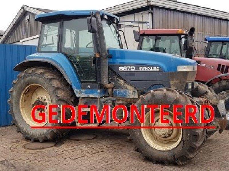 Sonstiges Traktorzubehör tip New Holland 8670, Gebrauchtmaschine in Tiel (Poză 1)