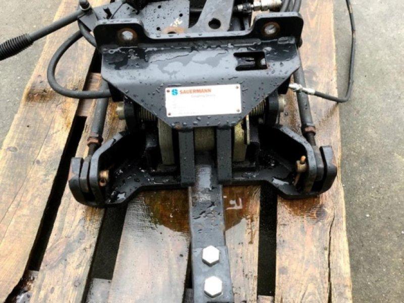 Sonstiges Traktorzubehör del tipo New Holland SAUERMANN HS 3100-HD, Gebrauchtmaschine en Skjern (Imagen 1)
