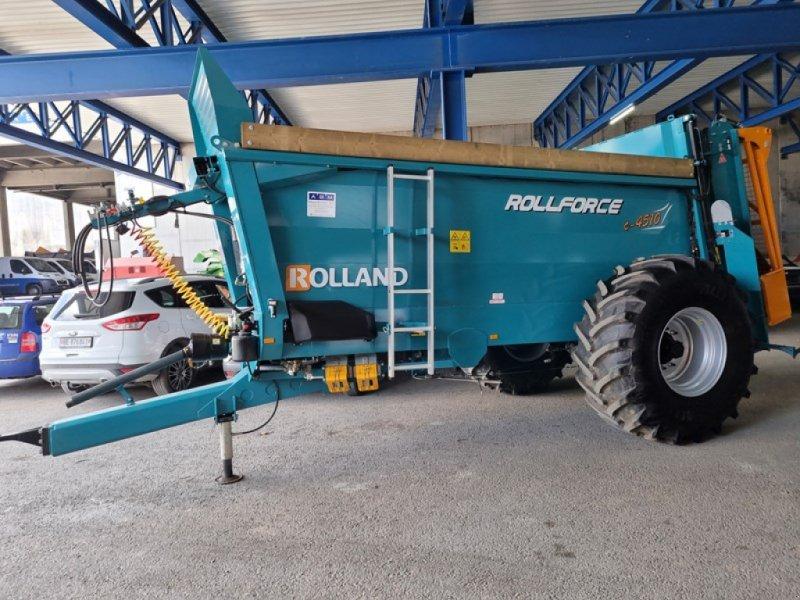 Sonstiges Traktorzubehör типа Rolland Rollforce Compact 4510, Vorführmaschine в Hasle b. Burgdorf (Фотография 1)