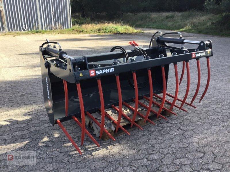 Sonstiges Traktorzubehör типа Saphir DSZ 19 Dung- u. Silagezange für Weidemann hydr., Ausstellungsmaschine в Gyhum-Bockel (Фотография 1)