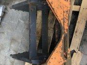Sonstiges Traktorzubehör des Typs Sauter Kommunalanbauplatte für Claas Arion 500 / 600, Gebrauchtmaschine in Steinau