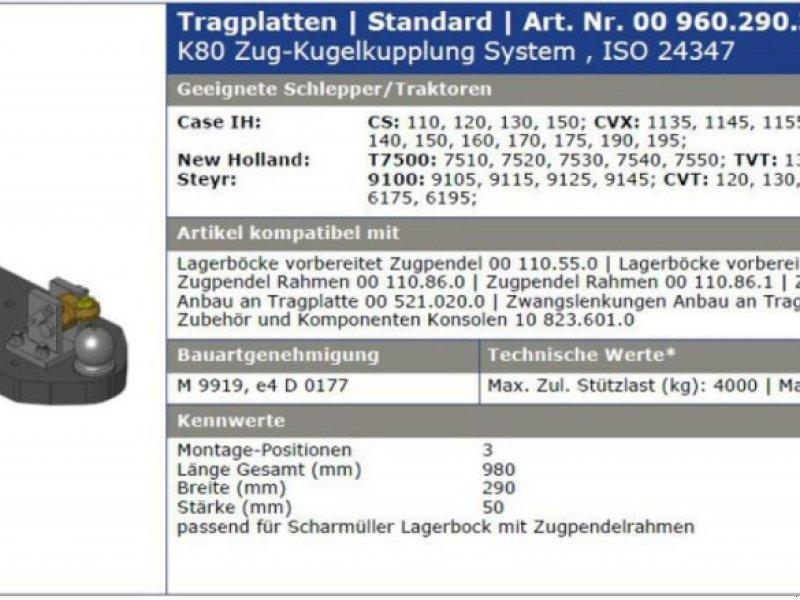 Sonstiges Traktorzubehör a típus Scharmüller K80 T7500/CVX/CS, Neumaschine ekkor: Gießen (Kép 2)