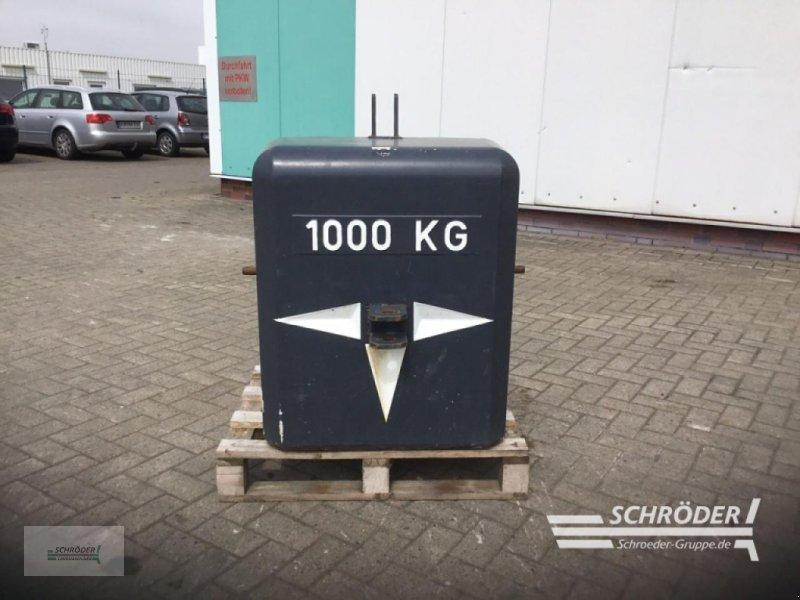 Sonstiges Traktorzubehör des Typs Sonstige 1000 KG, Gebrauchtmaschine in Norden (Bild 1)