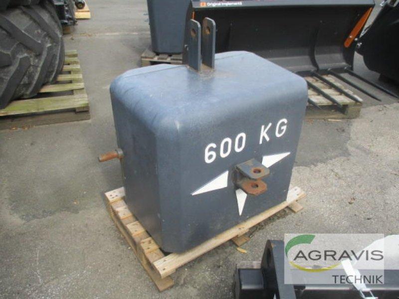Sonstiges Traktorzubehör des Typs Sonstige 600 KG, Gebrauchtmaschine in Lage (Bild 1)