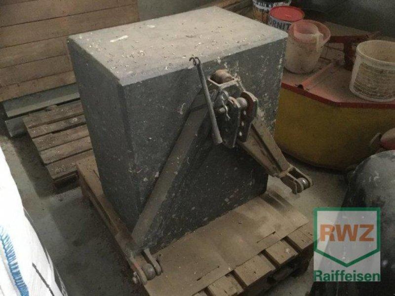 Bild Sonstige Beton Frontgewicht 750kg