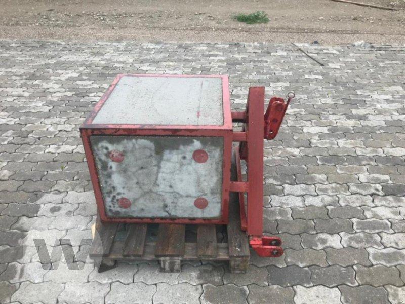 Sonstiges Traktorzubehör des Typs Sonstige Betongewicht, Gebrauchtmaschine in Bützow (Bild 2)