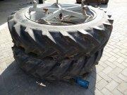 Sonstiges Traktorzubehör a típus Sonstige Dubbel lucht, Gebrauchtmaschine ekkor: Lunteren