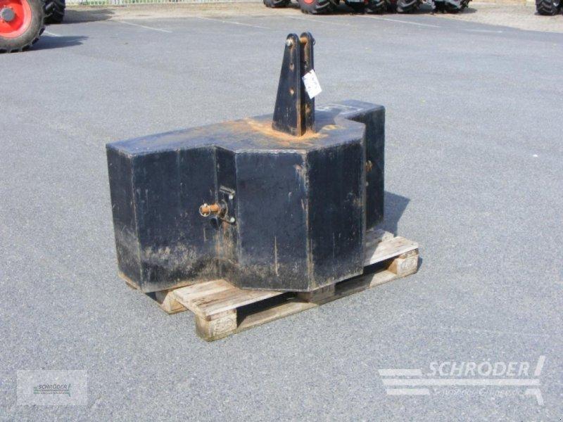 Obrázek Sonstige Frontgewicht 1200 kg