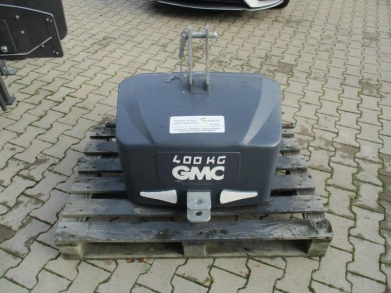 Sonstiges Traktorzubehör des Typs Sonstige FRONTGEWICHT 400 KG, Gebrauchtmaschine in Brakel (Bild 1)