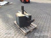Sonstiges Traktorzubehör a típus Sonstige Frontgewicht 850 kg, Gebrauchtmaschine ekkor: Wildeshausen