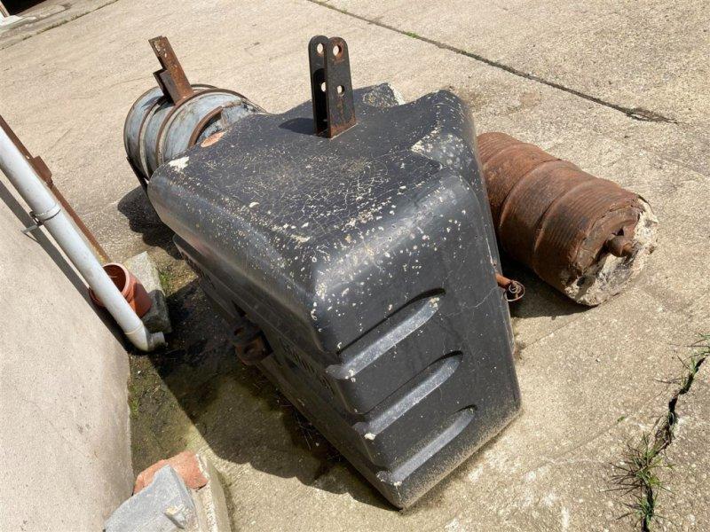 Sonstiges Traktorzubehör des Typs Sonstige Gewicht, Gebrauchtmaschine in Ansbach (Bild 1)