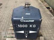 Sonstiges Traktorzubehör типа Sonstige GMC 1000 KG, Gebrauchtmaschine в Alt-Mölln