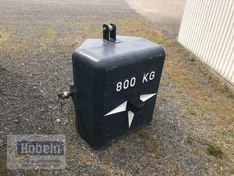 Sonstiges Traktorzubehör des Typs Sonstige GMC Frontgewicht 800 KG, Gebrauchtmaschine in Coppenbruegge (Bild 1)