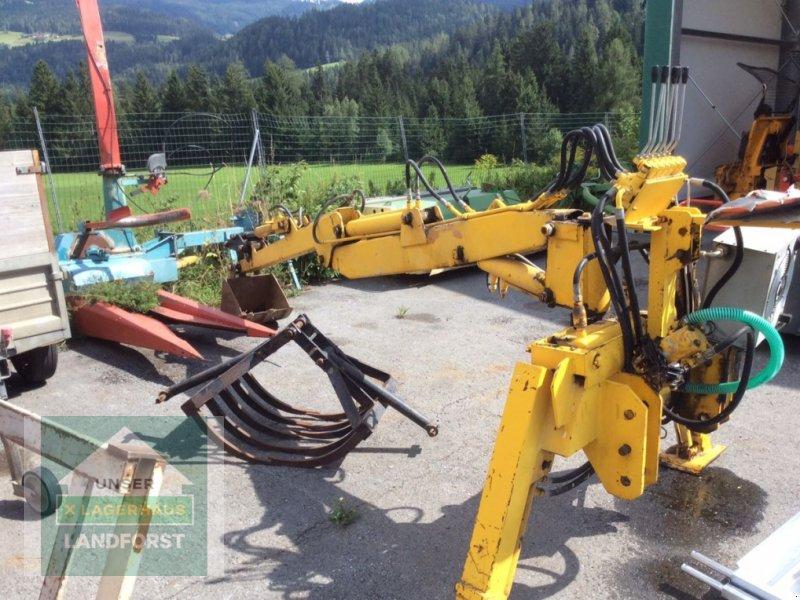 Sonstiges Traktorzubehör типа Sonstige Heckbagger, Gebrauchtmaschine в Murau (Фотография 1)