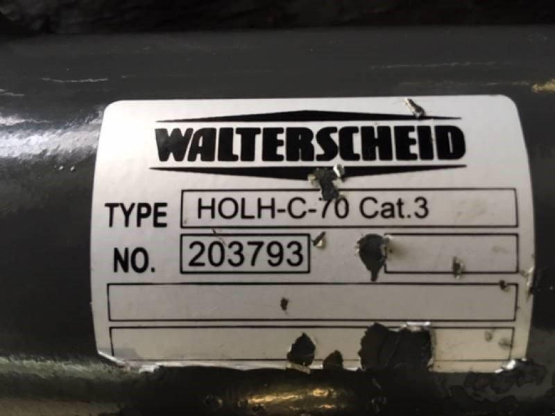 Sonstiges Traktorzubehör des Typs Sonstige Hydraulischer Oberlenker Walterscheid, Gebrauchtmaschine in Vilsbiburg (Bild 3)