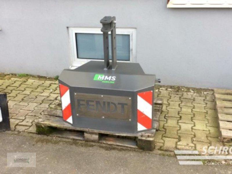 Sonstiges Traktorzubehör des Typs Sonstige MMS - Frontgewicht FG 700 S-G, Gebrauchtmaschine in Schwarmstedt (Bild 1)