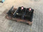 Sonstiges Traktorzubehör du type Sonstige Sauermann Trekhaakframe K80, Gebrauchtmaschine en Coevorden
