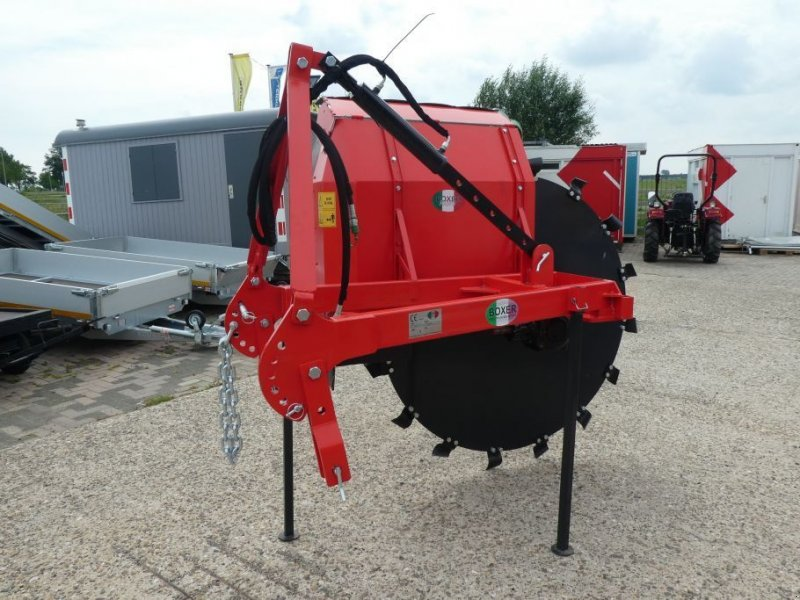 Sonstiges Traktorzubehör типа Sonstige Sleuvenfrees Type DO3 in de ACTIE, Gebrauchtmaschine в Losdorp (Фотография 1)