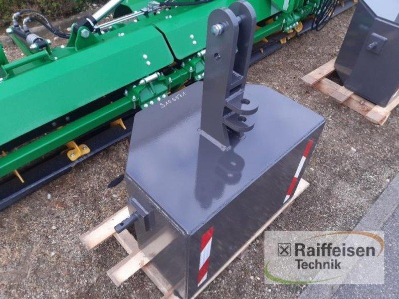 Sonstiges Traktorzubehör des Typs Sonstige Stahlgewicht 800kg, Gebrauchtmaschine in Gnutz (Bild 2)