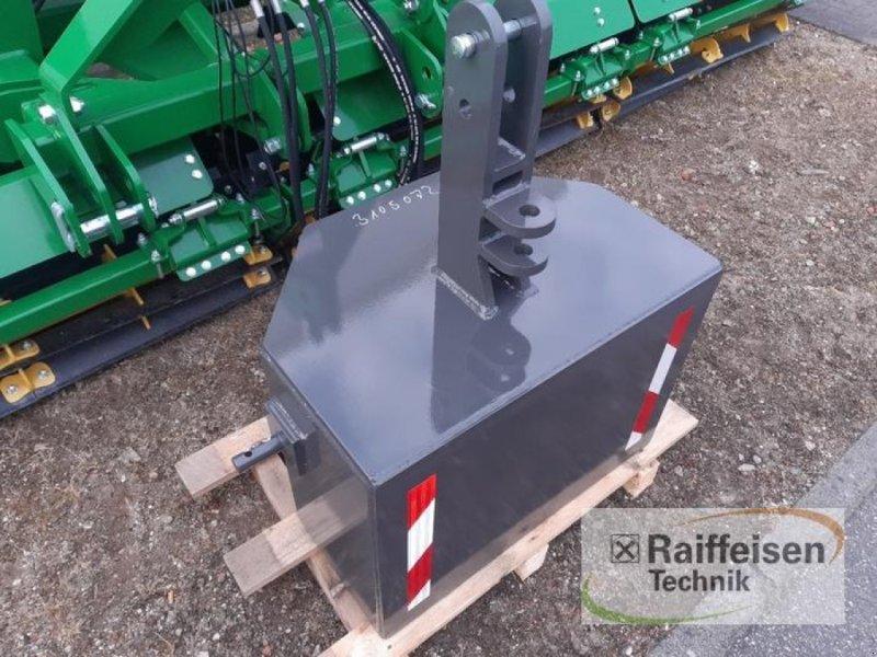 Sonstiges Traktorzubehör des Typs Sonstige Stahlgewicht 800kg, Gebrauchtmaschine in Gnutz (Bild 1)