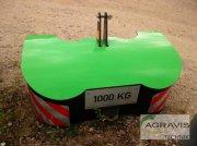 Sonstige UNIVERSALGEWICHT 1000 KG Sonstiges Traktorzubehör
