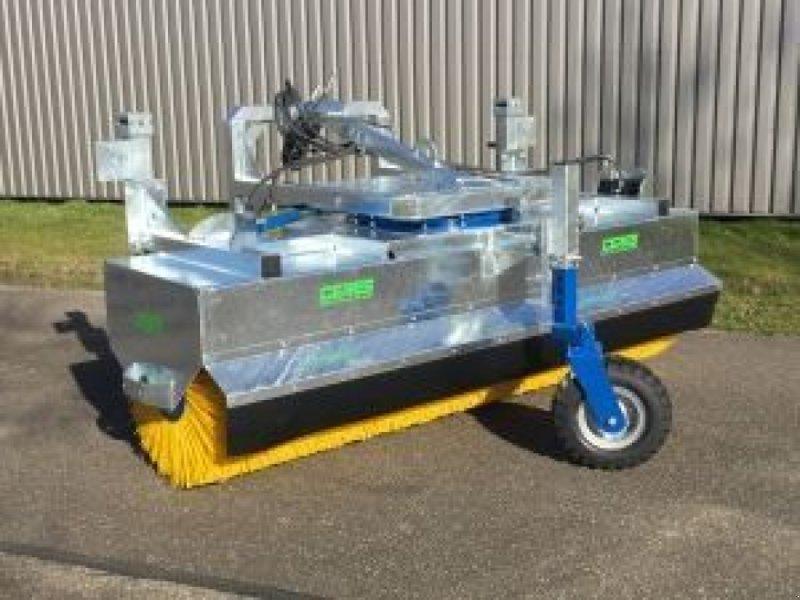 Sonstiges Traktorzubehör типа Sonstige Veegmachine Ceres type CVM-S Tractor/ Heftruck / Shovel, Gebrauchtmaschine в Losdorp (Фотография 1)