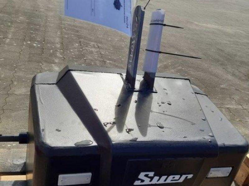 Sonstiges Traktorzubehör des Typs Suer Stahlbetongewicht SB 400, Gebrauchtmaschine in Husum (Bild 1)